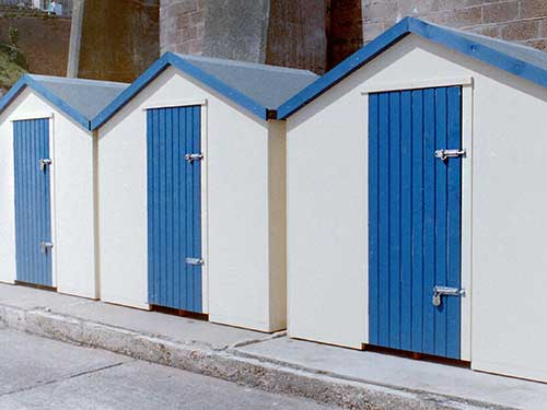 Eagle Potting Sheds
